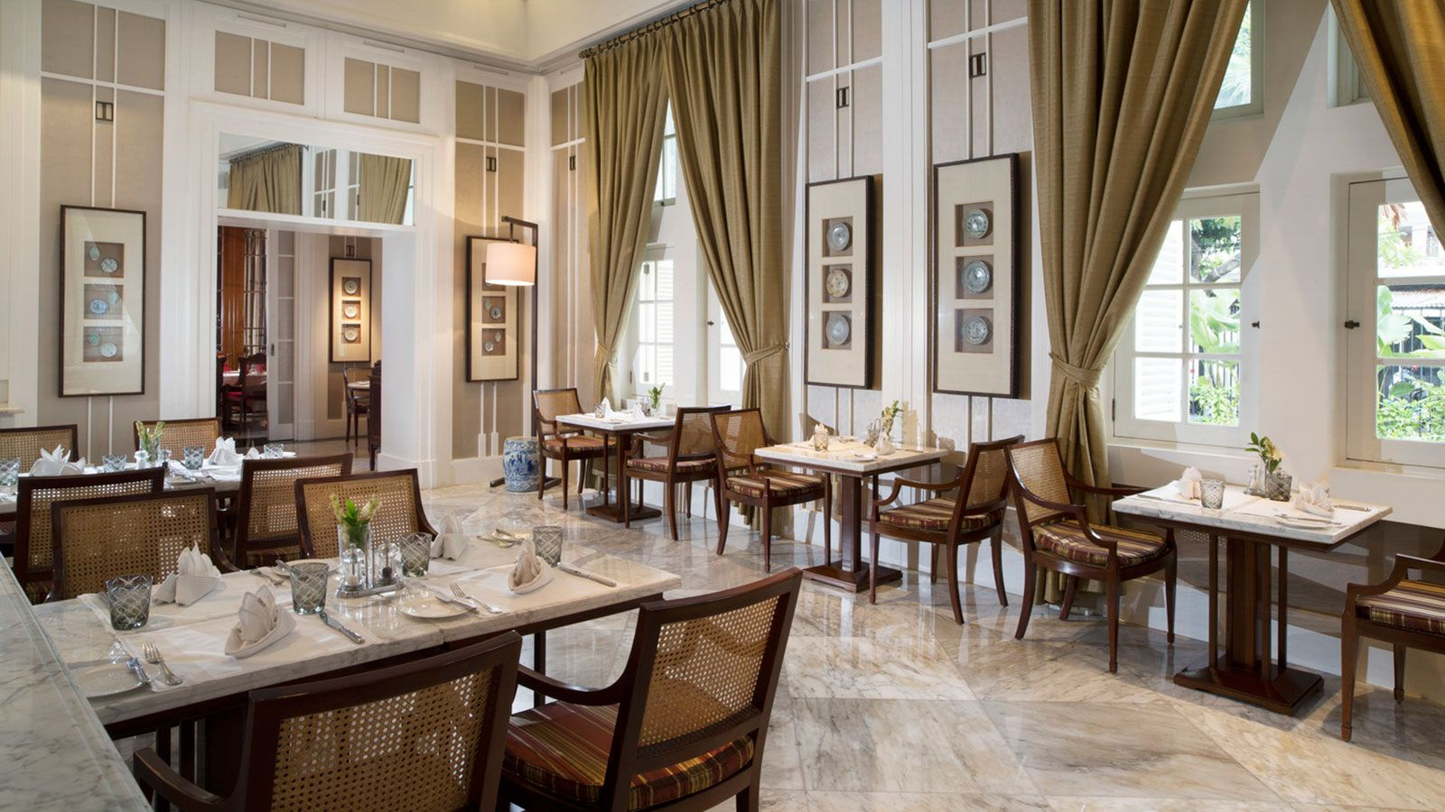 Dining Venues | The Hermitage, a Tribute Portfolio Hotel